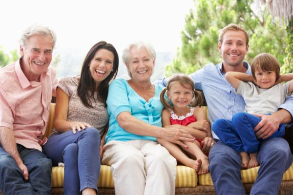 Hacerse mayor en el hogar